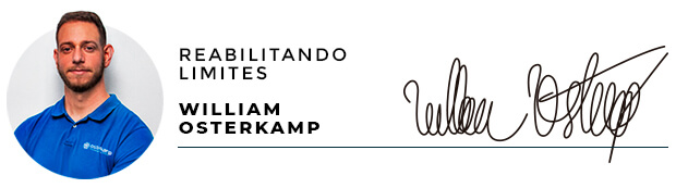 Assinatura William Osterkamp Reabilitando Limites